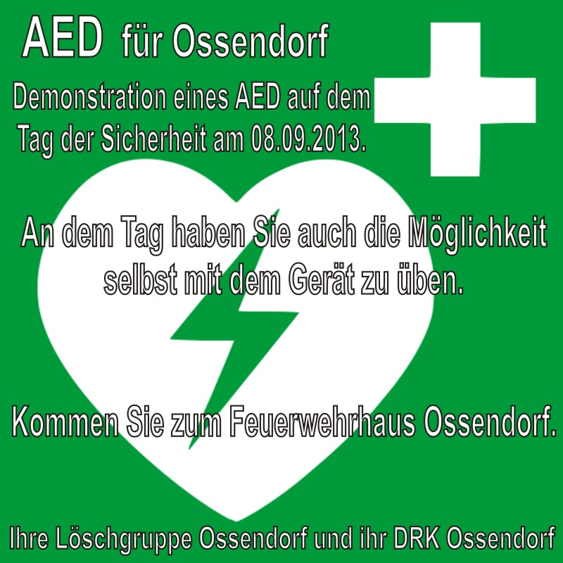 AED für Ossendorf