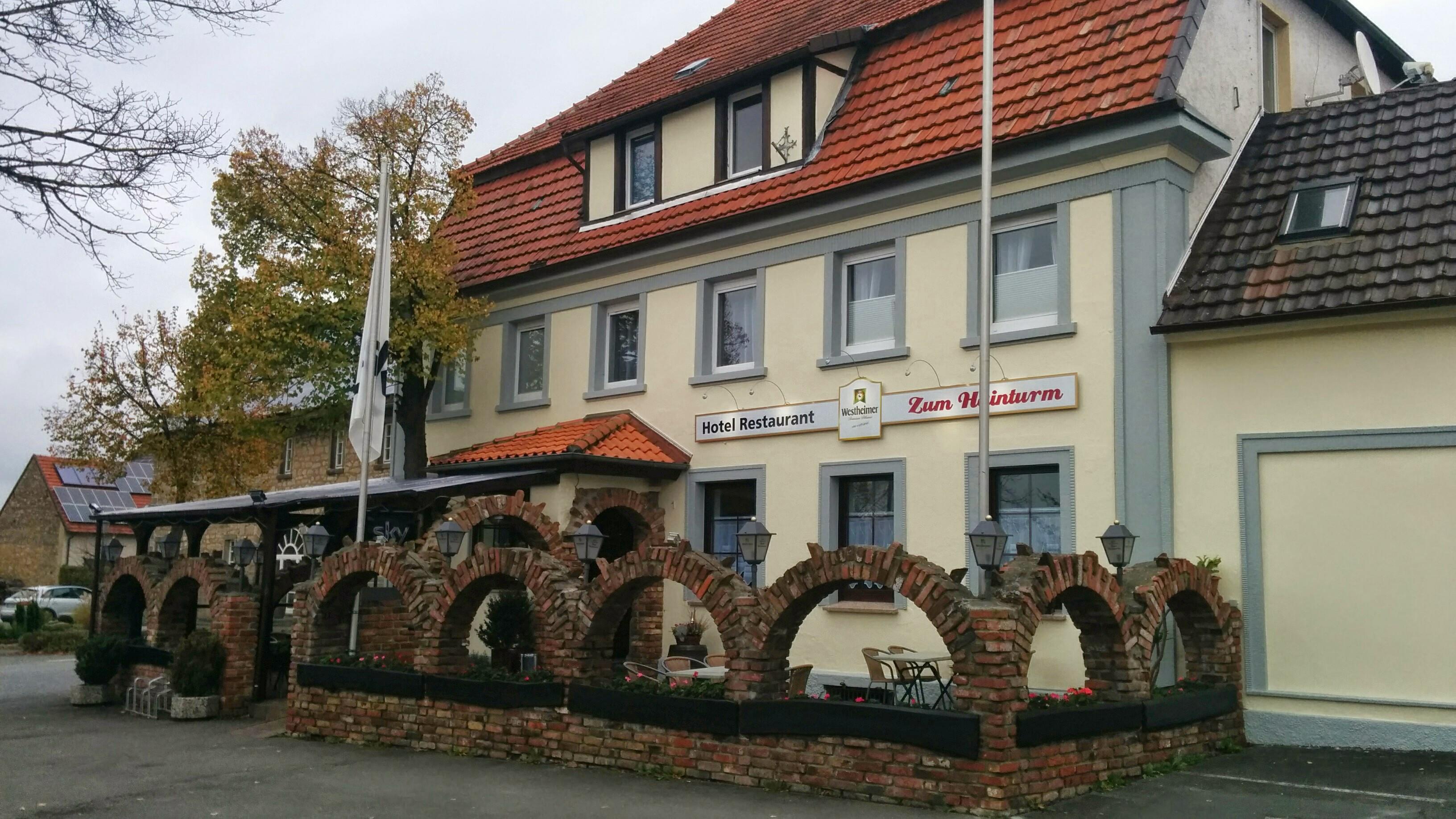 Gaststätte Zum Hainturm 27-10-14