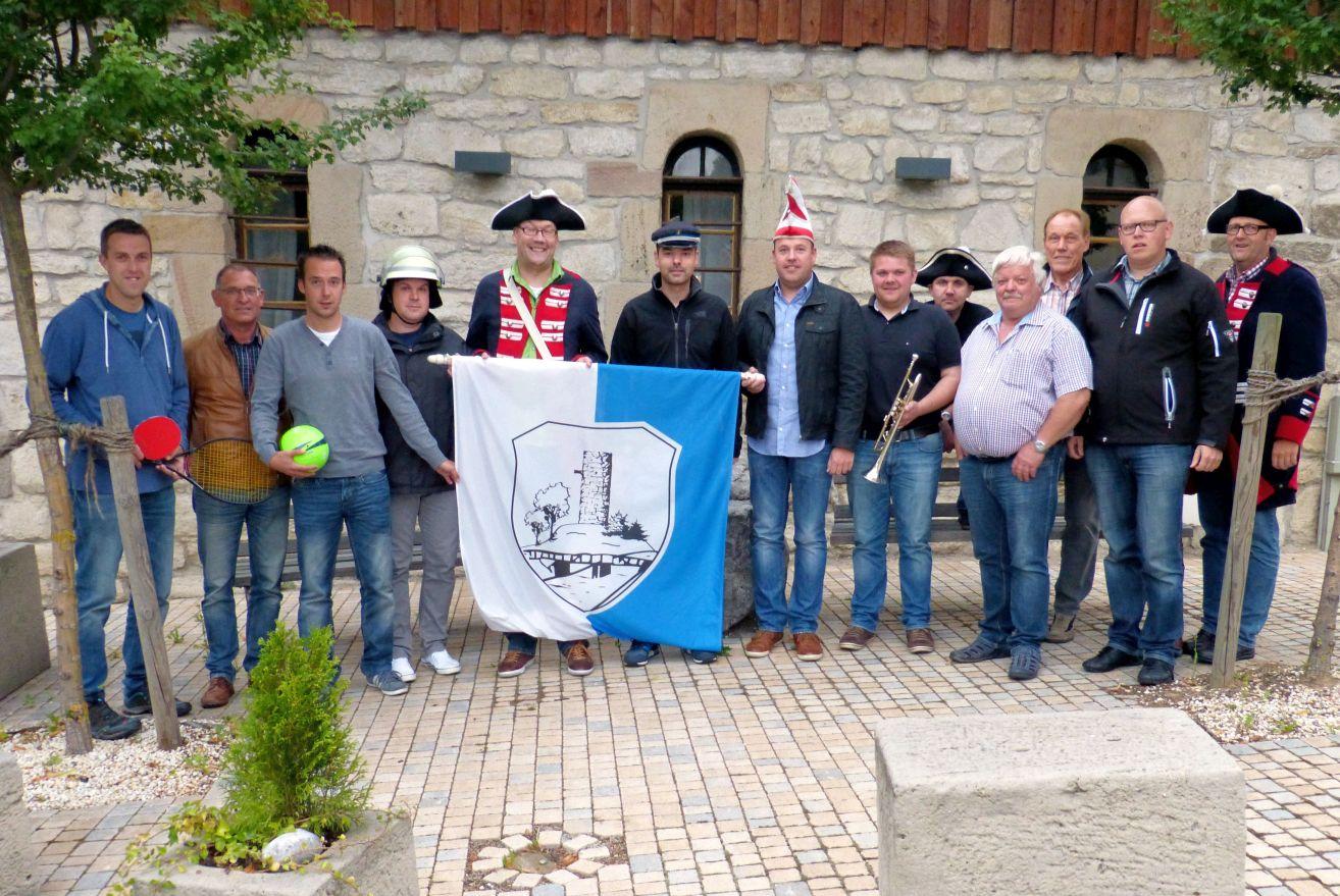 Ossendorfer Dorffest 2015 - Arbeitsgruppe 30