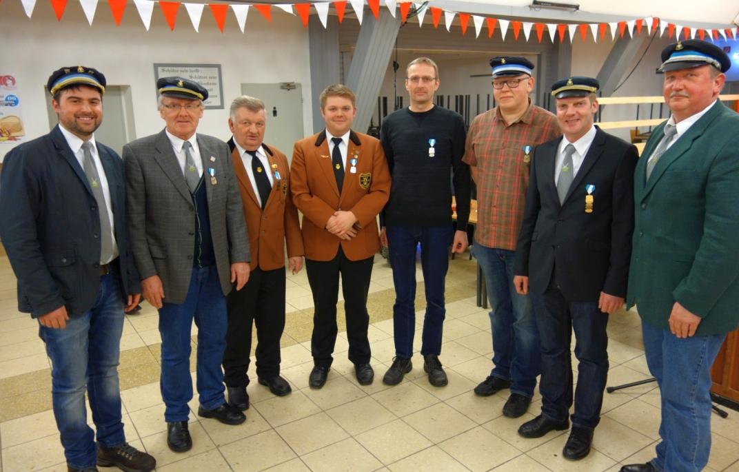 Generalversammlung Schützenverein Ossendorf