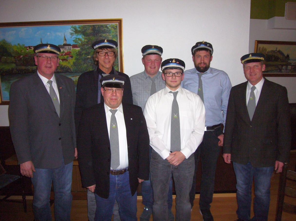 Schützenverein Ossendorf Vorstandssitzung