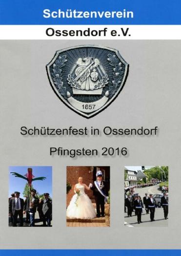 Deckblatt Festprogramm 2016